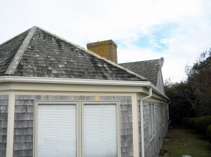 Roof Cleaning Cape Cod, MA