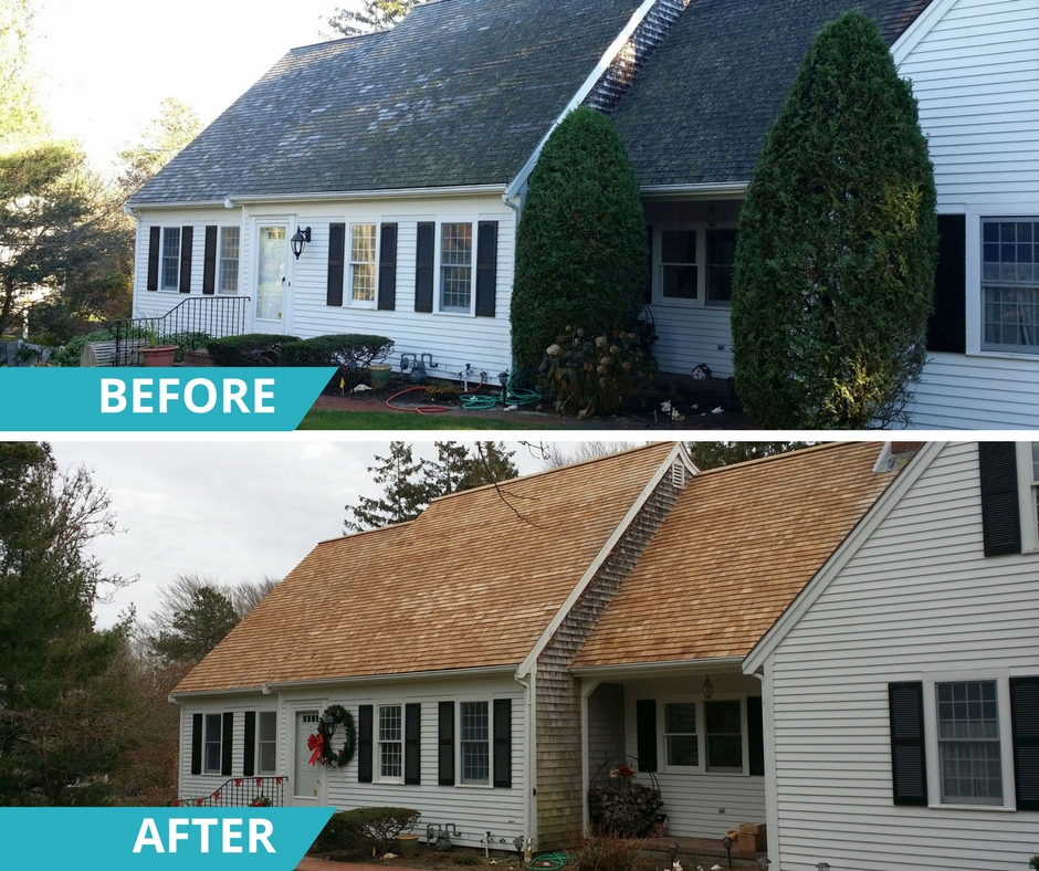 Good Have You Noticed The Incredible Outbreak Of Roof Stains In Your  Neighborhood, Your Town, And Even The Entire Cape? Roof Stains, And The  Damage To Homes They ...