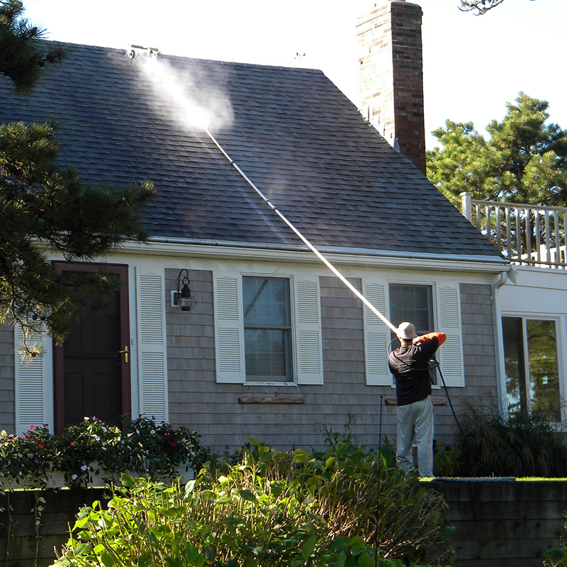 Roof Cleaning in Montevallo AL